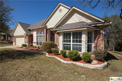 Belton Single Family Home For Sale: 2706 Amber Forest Trail