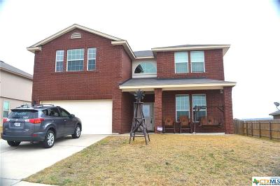 Copperas Cove TX Single Family Home For Sale: $219,900