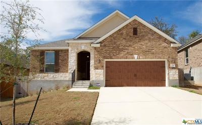 San Marcos Single Family Home For Sale: 647 Foxtail