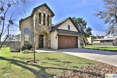 New Braunfels Single Family Home For Sale: 1139 Gruene Road