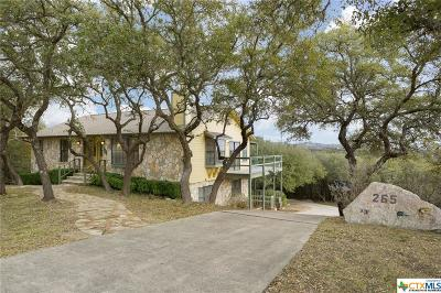 Canyon Lake Single Family Home For Sale: 265 Golden Eagle Loop