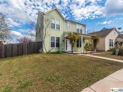 San Marcos Single Family Home For Sale: 426 Heartridge