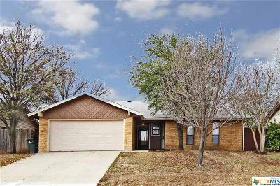 Copperas Cove Single Family Home For Sale: 1009 4th Street