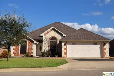 Harker Heights Single Family Home For Sale: 2502 Jackson Drive