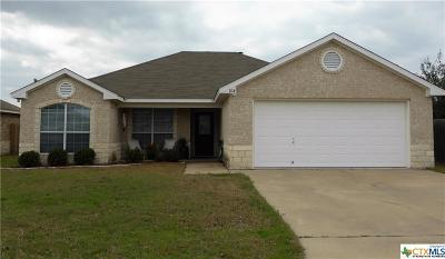 Temple Single Family Home For Sale: 104 Penrose Lane
