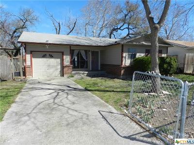 Copperas Cove Single Family Home For Sale: 906 Cove Avenue
