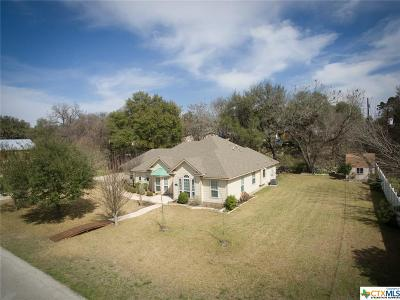 Canyon Lake Single Family Home For Sale: 1131 River Oaks