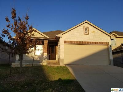 Killeen Single Family Home For Sale: 9106 Bellgrove Court