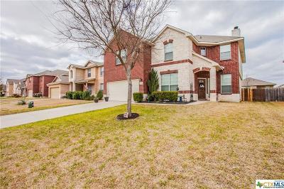 Temple Single Family Home For Sale: 904 Evergreen Farm
