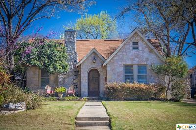 New Braunfels Single Family Home For Sale: 1225 Stonewall