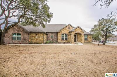 Belton Single Family Home For Sale: 122 Archstone