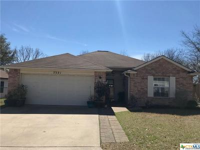 Temple Single Family Home For Sale: 7321 Tanglehead Drive