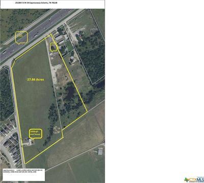 Schertz Residential Lots & Land For Sale: 25100 S Ih 35 Expressway