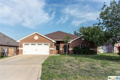 Harker Heights Single Family Home For Sale: 2534 Mugho Drive