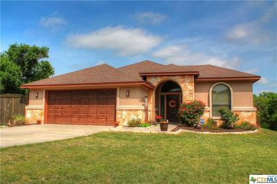 Killeen Single Family Home For Sale: 5401 Weeping Oak