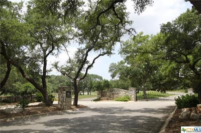 New Braunfels Residential Lots & Land For Sale: 26818 Rockwall Parkway