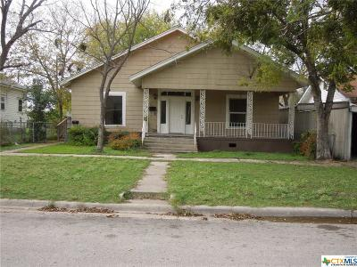 Temple Single Family Home For Sale: 608 S 15th Street