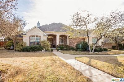 Belton Single Family Home For Sale: 109 Eagle Landing Drive