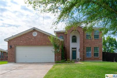 Harker Heights Single Family Home For Sale: 925 Mustang Trail