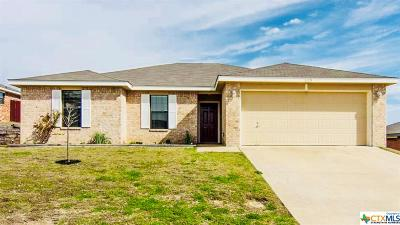 Copperas Cove Single Family Home For Sale: 1105 Travis