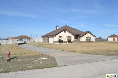 Copperas Cove TX Single Family Home For Sale: $230,000