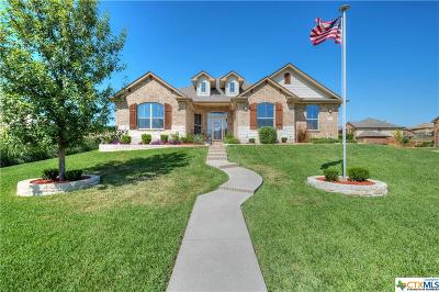 Harker Heights Single Family Home For Sale: 3911 Stone Creek
