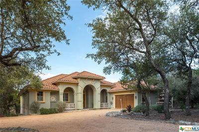 Hays County Single Family Home For Sale: 817 Woodcreek Ranch
