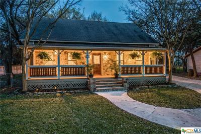 New Braunfels Single Family Home For Sale: 960 Mary Preiss