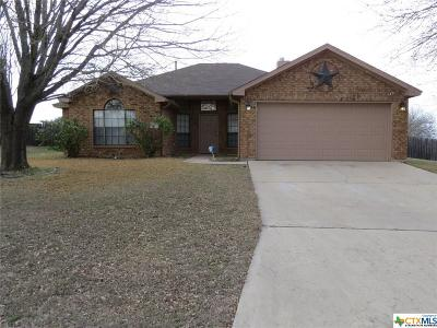 Harker Heights Single Family Home For Sale: 615 Hogan Drive