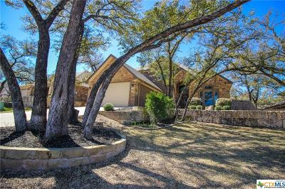 Belton Single Family Home For Sale: 3213 South Fork