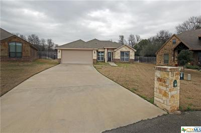Belton Single Family Home For Sale: 137 Sheridan