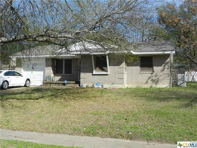 Copperas Cove Single Family Home For Sale: 103 Oak