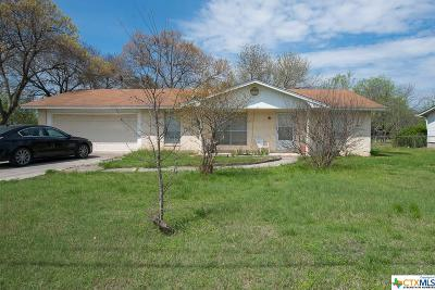 San Antonio Single Family Home Pending Take Backups: 6217 El Verde