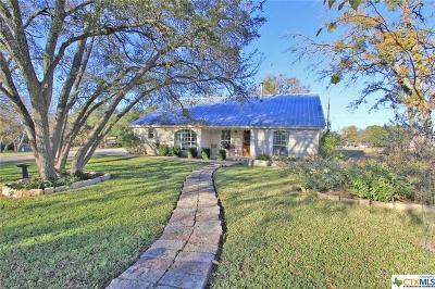 Salado Single Family Home For Sale: 308 Baines Cove