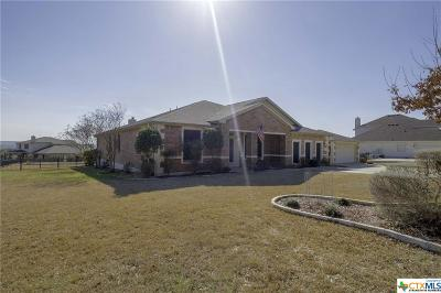 Harker Heights Single Family Home For Sale: 2011 Blue Heron