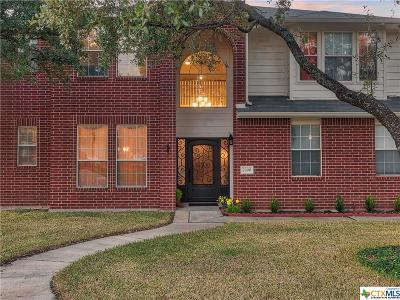 Harker Heights Single Family Home For Sale: 2200 Chippewa