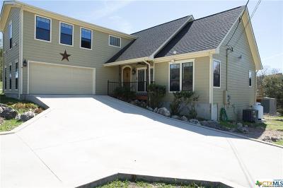 Canyon Lake Single Family Home For Sale: 1136 Carson
