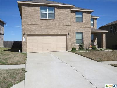 Killeen Single Family Home For Sale: 9206 Bowfield Drive
