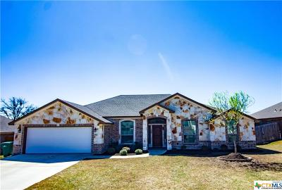 Belton TX Single Family Home For Sale: $279,900
