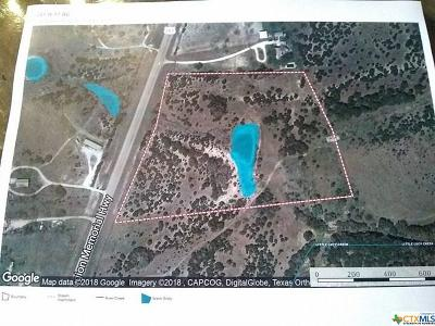 Lampasas Residential Lots & Land For Sale: Tbd Us Hwy 281