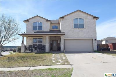 Copperas Cove TX Single Family Home For Sale: $269,000