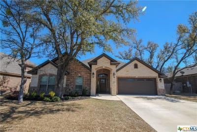 Belton TX Single Family Home Pending w/Option: $320,000
