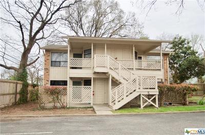San Marcos TX Condo/Townhouse Pending Take Backups: $89,900