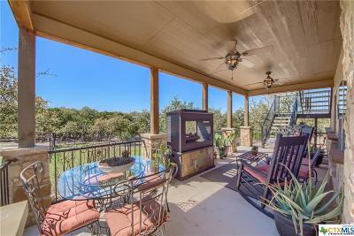 Canyon Lake Single Family Home For Sale: 310 Golden Eagle