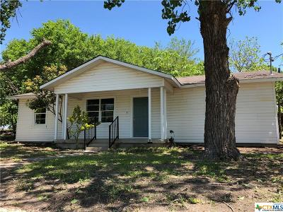 Temple Single Family Home For Sale: 5381 State Highway 95