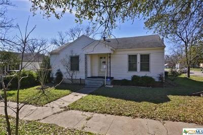 Temple Single Family Home For Sale: 1202 15th