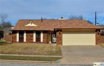 Copperas Cove Single Family Home For Sale: 406 Texas Street
