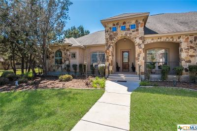 New Braunfels Single Family Home For Sale: 10510 Teich