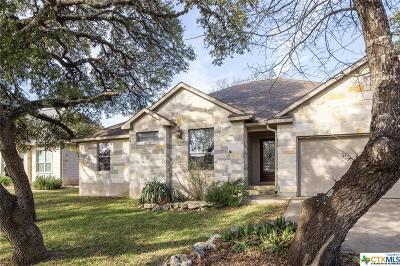 Wimberley Single Family Home For Sale: 5 Honeysuckle
