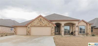 Killeen Single Family Home For Sale: 3602 Dodge City